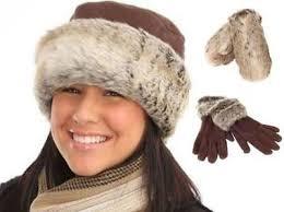 Rabbit fur russian trapper hat. Womens Faux Fur Winter Cossack Russian Hats Ladies Fleece Lined Pillbox Fur Hat Funky Surf Store
