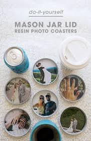 these are the best do it yourself photo coasters ever