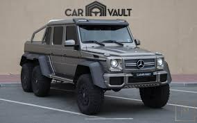 Buy the best and latest mercedes g63 6x6 on banggood.com offer the quality mercedes g63 6x6 on sale with worldwide free shipping. For Sale Used 2014 Mercedes G Class Amg 63 6x6 Grey For Super Rich