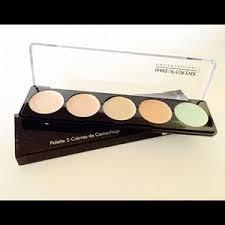makeup forever makeup make up for ever 5 camouflage cream palette no 1