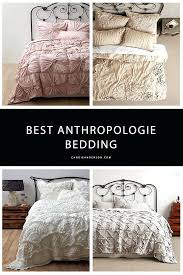 lifestyle expert and blogger has the scoop on best bedding in like anthropologie rosette knockoff obsessed