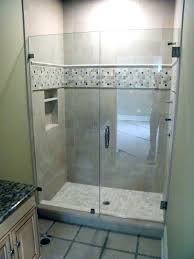 frameless shower glass cost shower glass panel cost medium size of glass to cut tempered glass