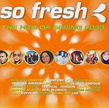 Aria Charts 2000 So Fresh The Hits Of Spring 2000 Wikipedia