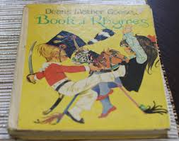 deans mother goose book of rhymes now out of print
