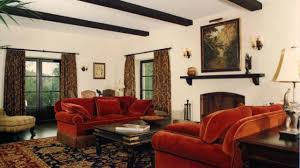 Living Room Spanish Cool Decoration