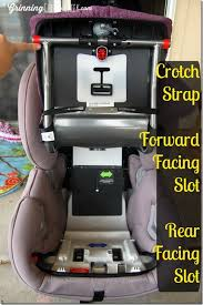 the height also adjusts really easily on the britax marathon tight just squeeze and pull up or push down