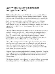 essay on heritage of essay on s relation her neighbours  national integration essay mahatma gandhi pop culture