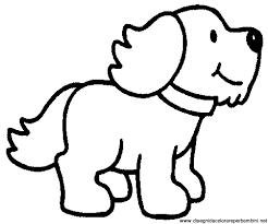 Disegni Cani Da Colorare Per Bambini Fredrotgans