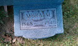 Myra Myrtle Mills Bolinger (1868-1941) - Find A Grave Memorial