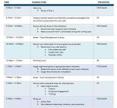 Strategic Planning Agenda Magdalene Project Org