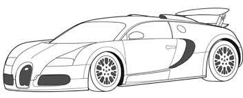 Ferrari Clipart Bugatti Veyron 13 Bugatti Veyron Cars Coloring