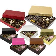 wide selection of candy bo