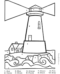 Small Picture Lighthouse Coloring Page COLORING PAGES FOR FREE Pinterest