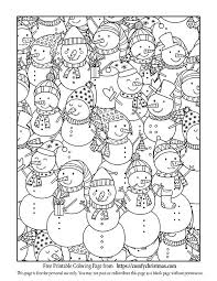 Printable Christmas Colouring Pages Free Coloring Pages Free
