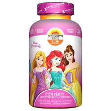 <b>Disney</b> Princess <b>Multivitamin Gummies</b> - Fruit Flavors - 180ct : Target