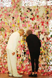 art basel photo essay people watching art port magazine couple examining art piece people looking at art art basel miami 2012 barbara anastacio