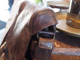 similar to sanding wood smooth this process alters the grain on the leather s surface