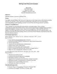 Medical Billing Resume Examples Best of Sample Medical Billing Resume Diplomatic R On Modest Sampl Biller