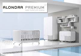 modern nursery furniture. Alondra Premium :: Modern Nursery Furniture