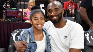 Gianna Bryant: Kobe Bryant saw his ...