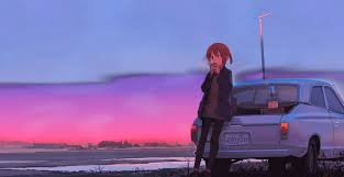 Chill Anime Wallpapers - Top Free Chill ...