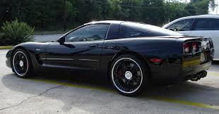 2001 Chevrolet Corvette - Information and photos - ZombieDrive