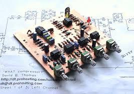 weak joe optical compressor what compressor printed circuit board