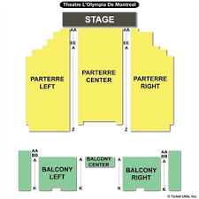 Olympia Paris Seating Chart Olympia Theater Seating Chart Www Bedowntowndaytona Com