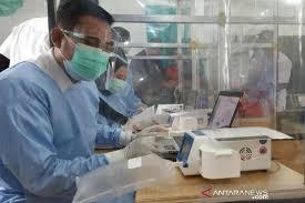 Stasiun televisi yang telah mendapat ijin 27 uhf jambi tv — pt. Layanan Genose Di Stasiun Cirebon Hanya Butuh Waktu Tiga Menit Antara News