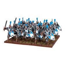 mantic basilean men at arms