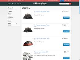 shopping cart web venue salesforce ecommerce shopping cart integration app