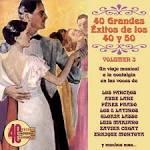 40 Grandes Éxitos de los 40 y 50, Vol. 3 [Remastered]