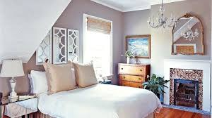 Tranquil Bedroom Decor Large Transitional Master Medium ...