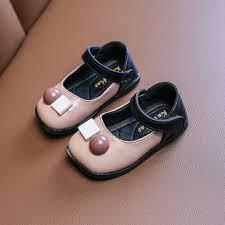Giày búp bê cho bé gái từ 1 đến 3 tuổi phong cách Hàn quốc