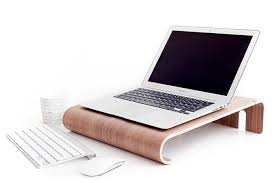 laptop stands for desks stand desk grovemade s y new will give you 11
