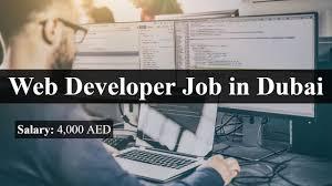 Government Web Designer Jobs Web Developer Job In Dubai 2019 Highlyjobs