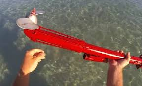 how to make a trolling motor using an old angle grinder diy