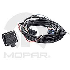 mopar accessories 82207253ab trailer tow wiring harness kit 2002 Mopar Wiring Harness mopar accessories 82207253ab mopar wiring harness kit