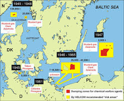 Chemical And Conventional Ammunition In The Baltic Sea