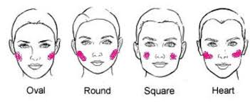you can make your round face look slim by using foundation tricks use a dark foundation as a base then apply it on upper cheeks highlight your eyes and