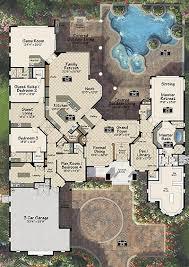 Luxury Home Plans For The AMALFI 1342F  Arthur Rutenberg HomesFlorida Home Builders Floor Plans