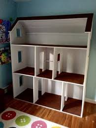 american girl doll house plans. Exellent House 18 Inch Doll House American Girl Doll Modified From Ana Whiteu0027s Plans In American Girl Doll House Plans S