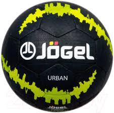 <b>Jogel JS</b>-<b>1110 Urban</b> (размер 5, черный) Футбольный <b>мяч</b> размер ...