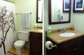 Image of: extra small bathroom ideas