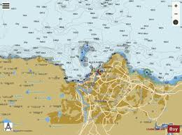 Trondheim Marine Chart No_no5h1620 Nautical Charts App