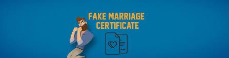 fake marriage certificate online buy fake marriage certificates online novelty wedding license fake