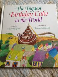Amazonin Buy The Biggest Birthday Cake In The World Book Online At
