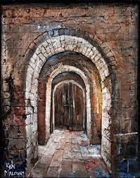 Jerusalem Series | Hey Creations - Kenneth Maloney Art and Pots