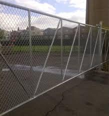 Metal Fences Chain Link