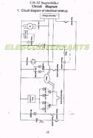 service schematics gas and electric scooters two cycle four cycle four stroke compression test leak